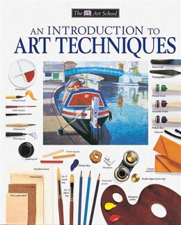Book Dk Art School: An Introduction To Art Techniques by Ray Dk