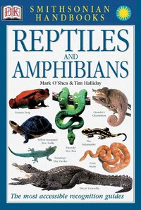 Smithsonian Handbooks: Reptiles And Amphibians