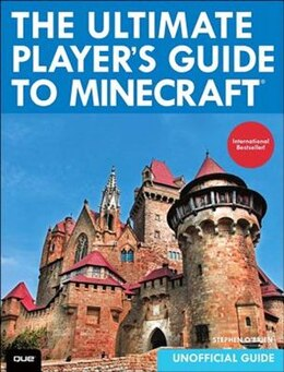 Book The Ultimate Player's Guide To Minecraft by Stephen O'brien