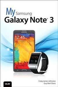 Book My Samsung Galaxy Note 3 by Craig James Johnston