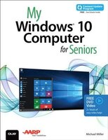 Book My Windows 10 Computer For Seniors (includes Video And Content Update Program) by Michael Miller