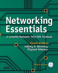 Networking Essentials: A Comptia Network+ N10-006 Textbook