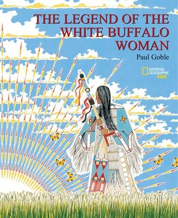 Book The Legend Of the White Buffalo Woman by Paul Goble