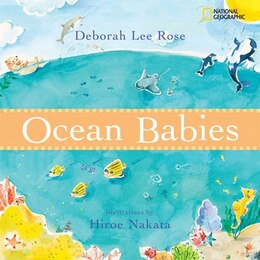 Book Ocean Babies by Deborah Lee Rose