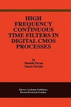 High Frequency Continuous Time Filters In Digital Cmos Processes