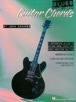 Blues You Can Use Book Of Guitar Chords