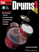 Fasttrack Drums Method - Book 1: By Blake Neely & Rick Mattingly