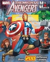 Marvel The Avengers Mix & Match