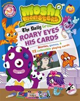 Moshi Monsters: Roary Eyes His Cards!: Stories, Games, & 72 Collectible Playing Cards