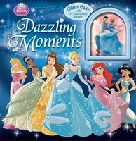 Disney Princess Dazzling Moments: Storybook and Snow Globe