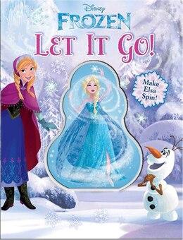 Book Disney Frozen: Let It Go by Disney Frozen