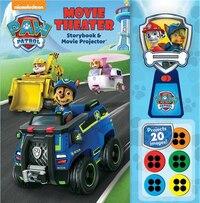 PAW Patrol: Movie Theater Storybook & Movie Projector