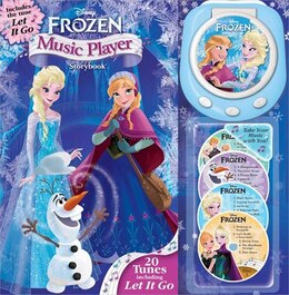 Book Disney Frozen Music Player Storybook by Disney Frozen