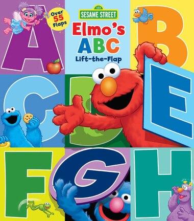 Sesame Street: Elmo's ABC Lift-the-Flap by Lori C. Froeb