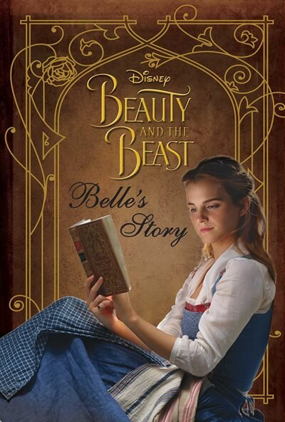 Disney Beauty and the Beast: Belle's Story by Rachael Upton