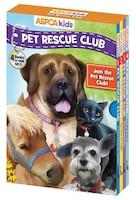 ASPCA Kids: Pet Rescue Club: 4 Book Boxed Set