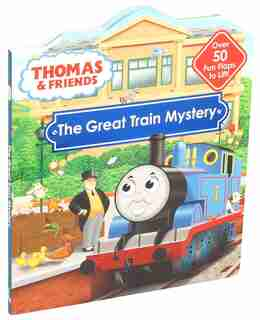 Thomas & Friends: The Great Train Mystery by Maggie Fischer