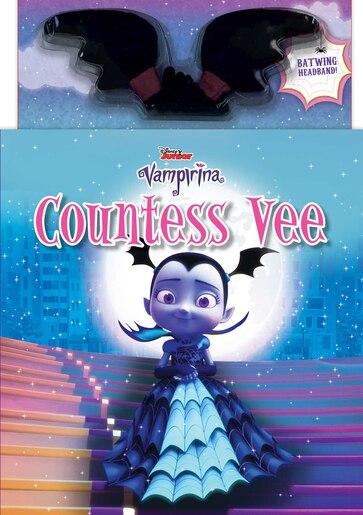 Disney Vampirina: Countess Vee by Sally Little