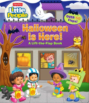 Fisher-Price Little People: Halloween is Here! by Matt Mitter