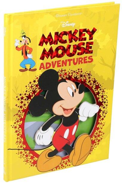 Disney Mickey Mouse Adventures by Editors of Studio Fun International