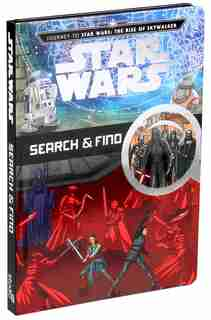 Journey to Star Wars: The Rise of Skywalker: Search and Find by Editors of Studio Fun International