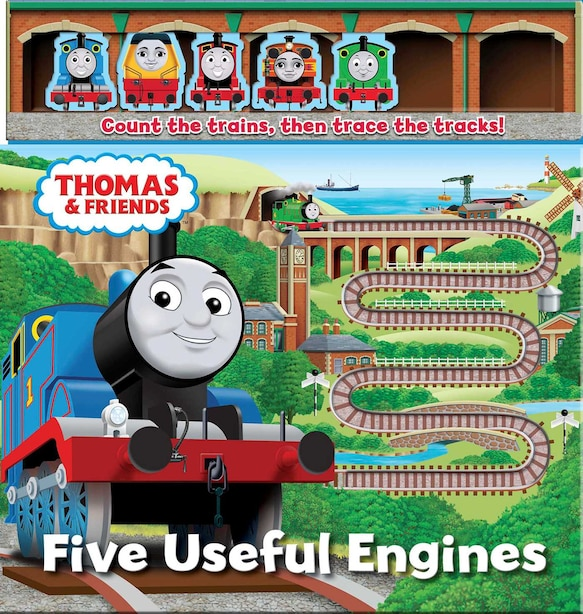Thomas & Friends: Five Useful Engines by Maggie Fischer