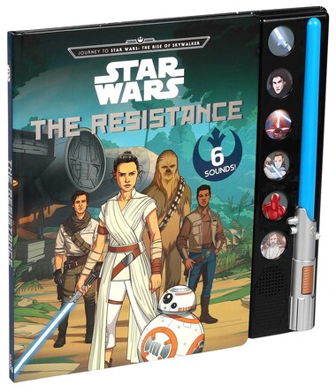Journey to Star Wars: The Rise of Skywalker: The Resistance by Editors of Studio Fun International