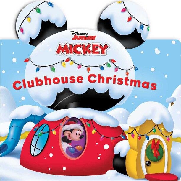Disney Mickey Clubhouse Christmas by Editors of Studio Fun International