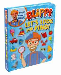 Blippi: Let's Look And Find de Editors of Studio Fun International