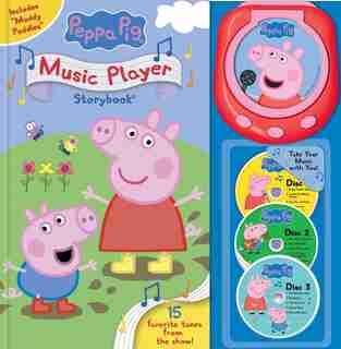 Peppa Pig: Music Player by Meredith Rusu