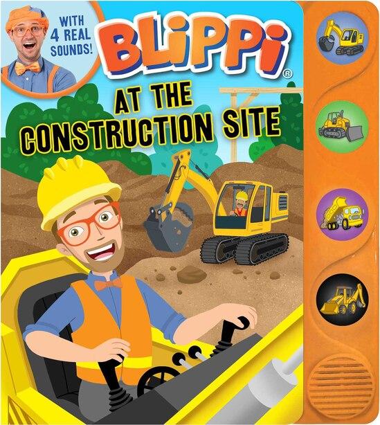 Blippi: At The Construction Site de Editors of Studio Fun International