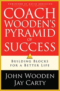 COACH WOODENS PYRAMID OF SUCCESS