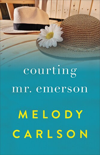 Courting Mr. Emerson by Carlson, Melody