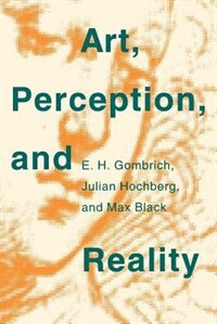 Book Art, Perception, and Reality by E. H. Gombrich
