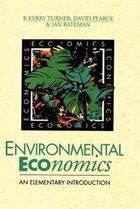 Environmental Economics: An Elementary Introduction