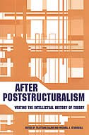Book After Poststructuralism: Writing the Intellectual History of Theory by Tilottama Rajan