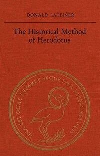 The Historical Method of Herodotus