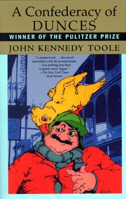 Book A Confederacy Of Dunces: 20th by Toole, John Kennedy