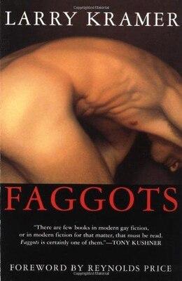 Book Faggots by Larry Kramer