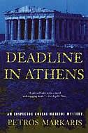 Deadline in Athens: An Inspector Costas Haritos Mystery by Petros Markaris