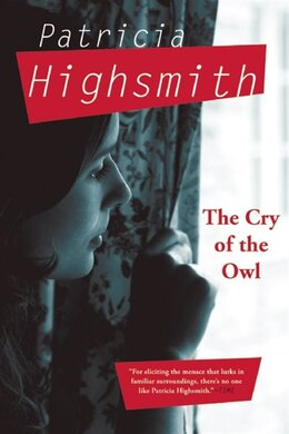 Book The Cry Of The Owl by Patricia Highsmith