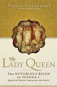 Book The Lady Queen by Nancy Goldstone