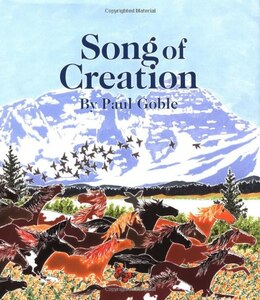 Book Song Of Creation by Paul Goble