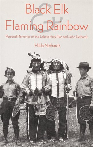 a review of the life of the native americans as depicted in the black elk speaks by john g neihardt