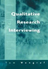 interview narrative