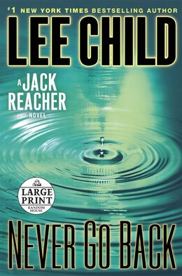 Book Never Go Back: A Jack Reacher Novel by Lee Child