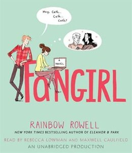 Book Fangirl by Rainbow Rowell