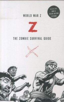 Book Max Brooks Boxed Set: World War Z, The Zombie Survival Guide by Max Brooks