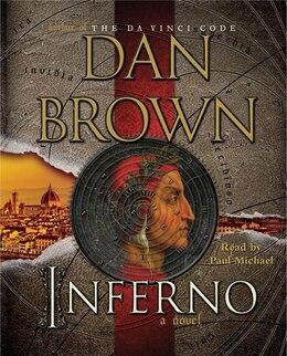 Book Inferno: A Novel by Dan Brown