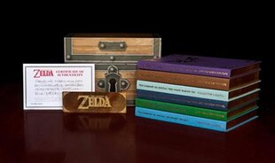 The Legend Of Zelda Boxed Set: Prima Official Game Guide